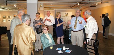 275th, Exhibition Reception at Muse Gallery