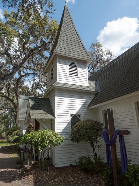 Christ Episcopal Church, Saint Simons Island, Georgia