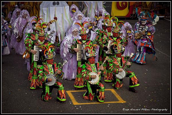 2012 Philadelphia Mummers Parade