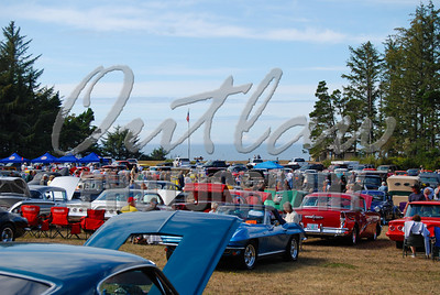 Shore Acres Show n Shine -  Coos Bay, OR - 2008