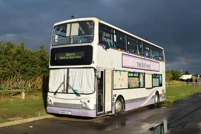 UK Bus August 2019