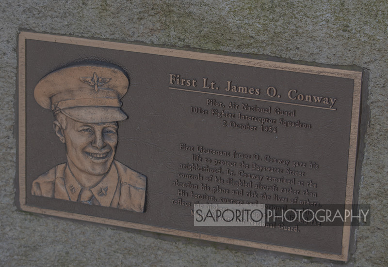 First Lt. James O. Conway Memorial