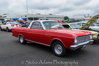 Richmond Ford cruise In 2016
