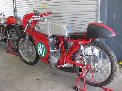Classic Motorbikes Phillip Island 2009 and 2012