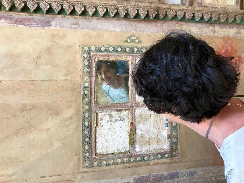Fun with mirrors - Bundi Palace