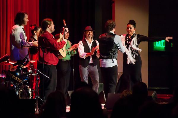 Yaelisa & Caminos Flamencos @ Yoshi's 2013