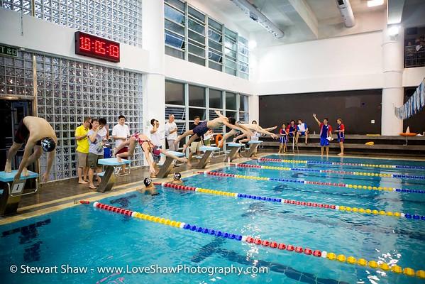 HWI - Swim Meet 22nd May 2015