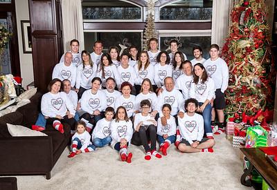 Barros, Christine Family Portrait Order 12.24.2017