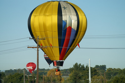 Prosser Balloon Rally, 9-07