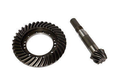 MASSEY FERGUSON 4200 4300 SERIES 4WD FRONT CROWN WHEEL AND PINION 8/36T