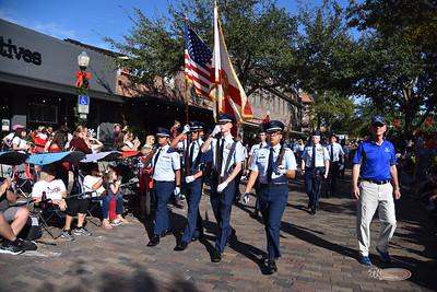 ROTC WG Christmas Parade
