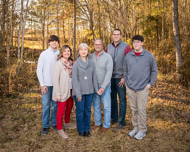 Dennis and Angela Howell Family