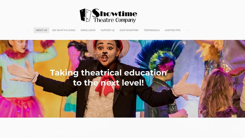 Showtime Theatre Company Homepage