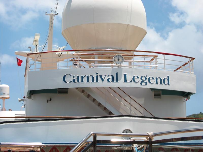 2004-05-06   Carnival Cruise - San Juan and Tortola