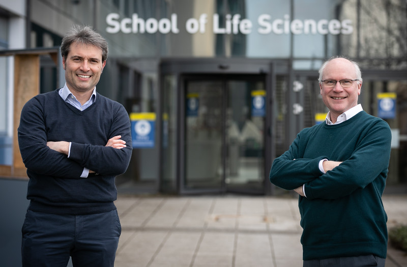 Alessio Ciulli FRSC, Life Sciences, Mike Ferguson, SLS