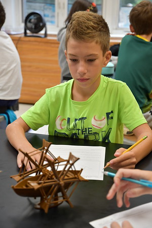 Greasing the Wheels in Fifth-Grade Science