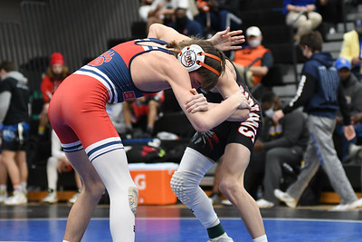 State Individual Wrestling Championships Part 2 3-6-21