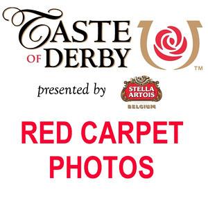 Taste of Derby May 1, 2014 - Red Carpet