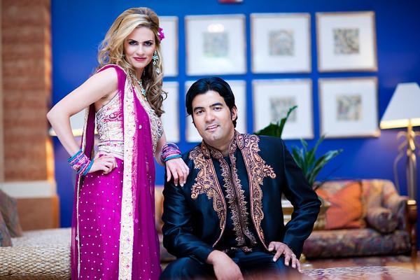 Arun + Courtney