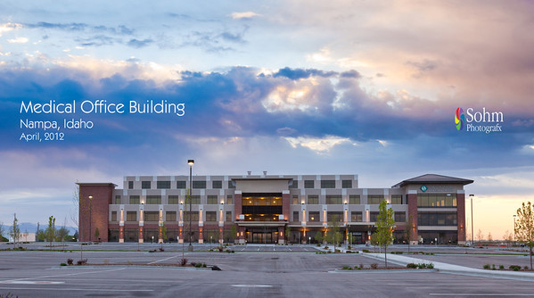 Nampa Idaho Medical Office Building Preliminary Edits