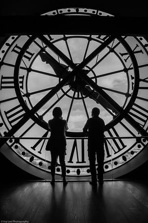 2017 [France] Chambord- Orangerie Museum - Louvre-Musée d'Orsay
