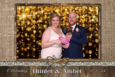 Hunter and Amber