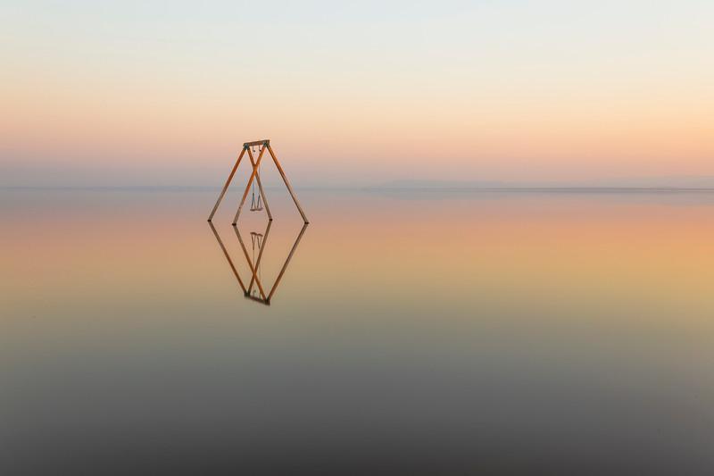 Swing Swang Swung Salton Sea. Take 1.
