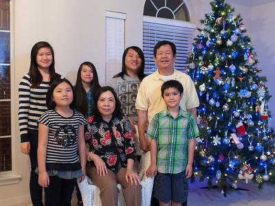 Christmas 2013 Vo Family