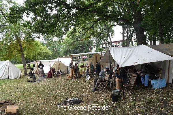 Civil War Encampment 2019