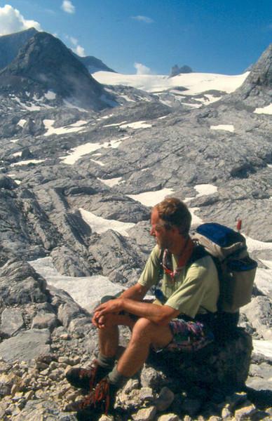 Alps, Dachstein, 1994