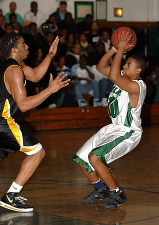 Elmont vs Uniondale Boys Varsity Basketball, 1-17-2007