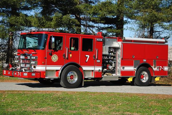 Deepwater Fire Department