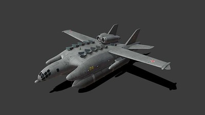 VVA-14 M experimental, russian