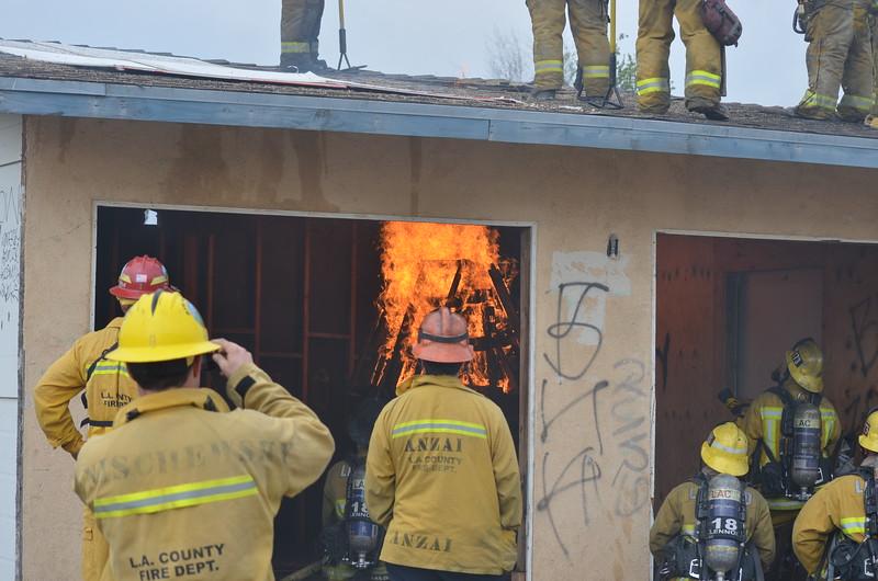 live fire training 3-18-13