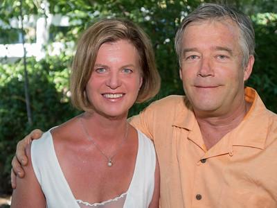 Diane & Dale Jacobson, Aug. 3, 2012