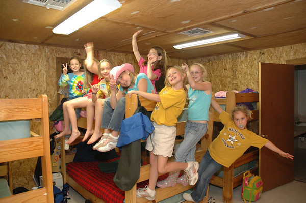 2006 - Wichita Campout at The Pines - April 26