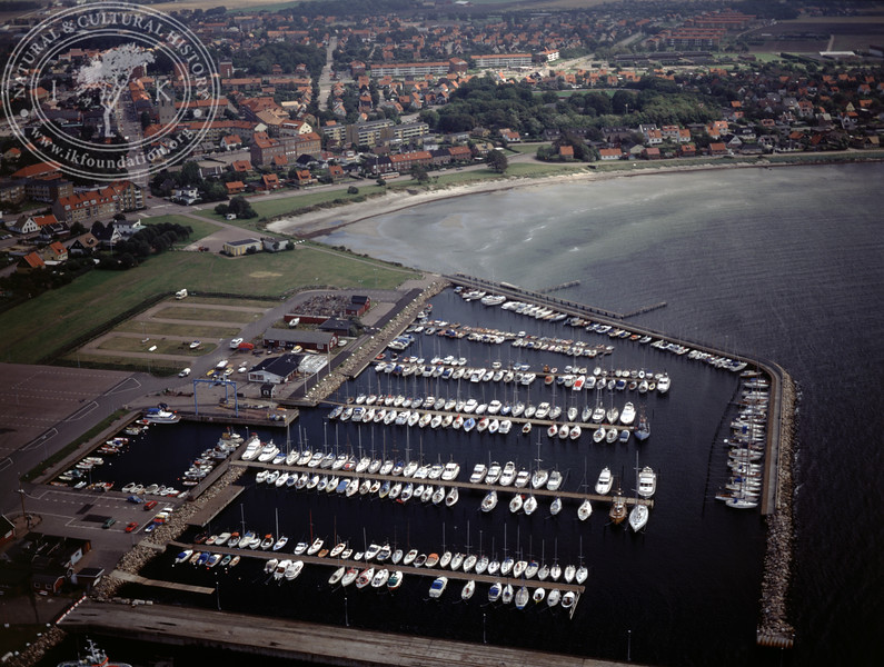 Höganäs harbour for small boats (1990) | PH.0068