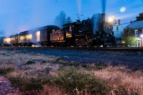EVERETT RAILROAD PHOTO CHARTER