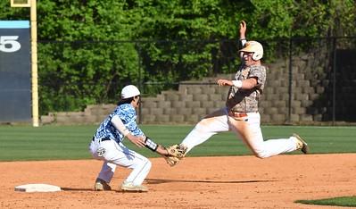2019 Lovett vs Hart County Varsity Baseball