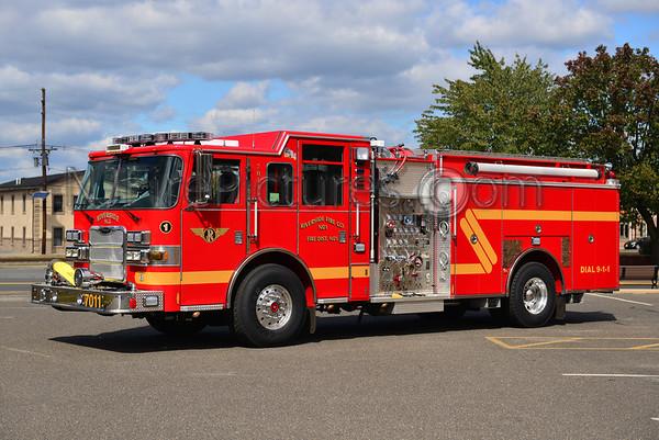 Burlington County, NJ Fire Apparatus