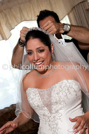 Bride's Preparations