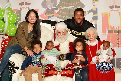 12-15-18 | Saints Pelicans Family Christmas Party