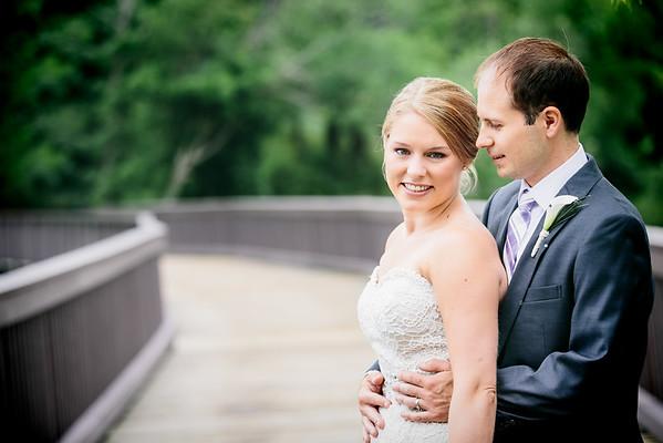 Kenzie and Zach Wedding