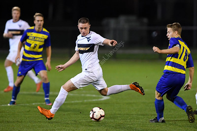 34951 Men's Soccer vs Delaware September 2018