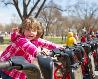 Washington DC April 2013