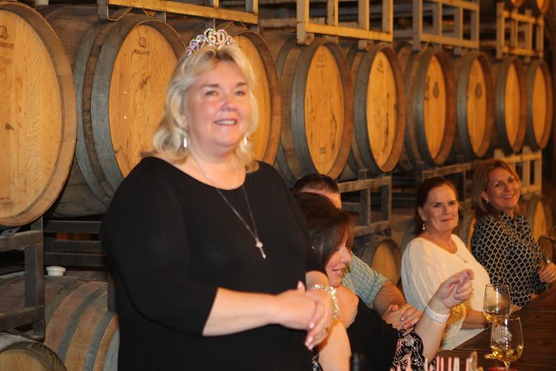 Barb's 60th - Braman Winery