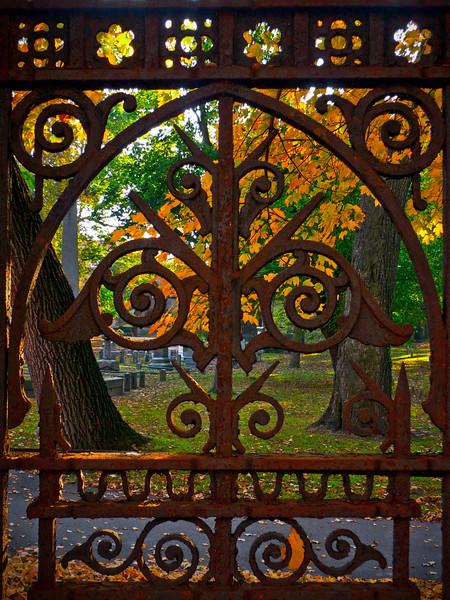 Trinity Church Cemetery & Mausoleum, Washington Heights, NYC
