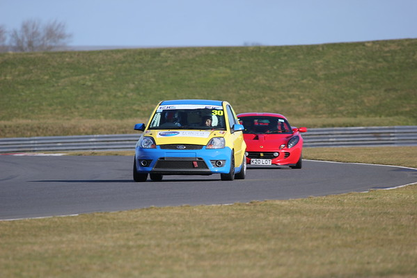 Book A Track - Trackday 1/3/2015