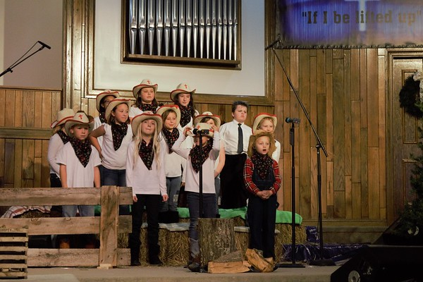 First Baptist Christmas Play 2017