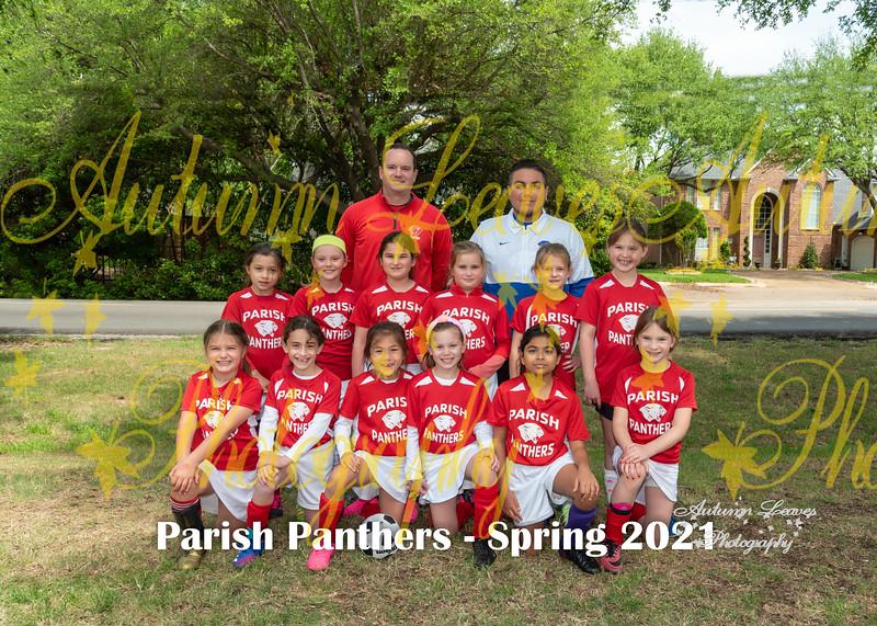 20210417 # S9 2G Parish Panthers - Coach Roberts